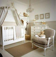 Luxus Kinderzimmer En | Sehr Schones Babyzimmer Neutrale Ruhige Farben Weiss Beige Creme