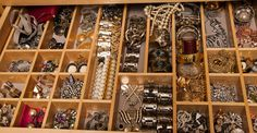 This is my jewelry drawer.