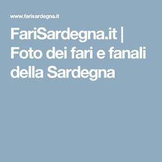 FariSardegna.it | Foto dei fari e fanali della Sardegna