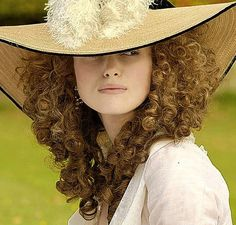 I'm in love with the costumes of this movie.          -Keira Knightley, 'The Duchess'