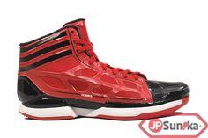online store 18891 11492 adidas adiZero Crazy Light Scarlet Black (G23671)