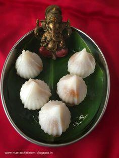 Kozhukattai Recipe    Modak Recipe  Thengai Poorna Kozhukattai Indian Dessert Recipes, Indian Sweets, Indian Snacks, Ethnic Recipes, Kerala Recipes, Modak Recipe, Roti Recipe, Konkani Recipes, Paneer Dishes