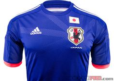 2014 adidas Japan World Cup Home Jersey...free shipping...$80.99