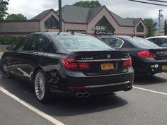 BMW Alpina B7 Roslyn NY #carspotting #cars #car #carporn #supercar #carspotter #supercars