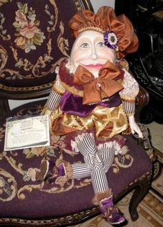 "Wayne Kleski Katherine's Collection "" ""Humpty Dumpty"""