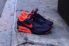 Nike Air Max 90 – Wine   Crimson HYPERFUSE Nike Shoes For Sale 0d41b1510