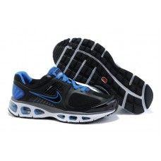 Hommes Nike Air Max 2010 Noir/Bleu 88,98