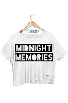 midnight memories shirt | ... pink crop shirt $ 28 00 we are young aztec crop shirt $ 15 00