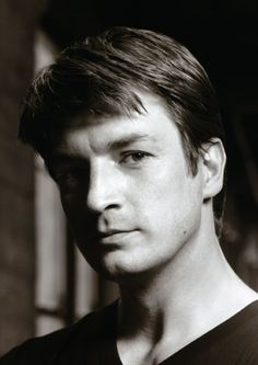Nathan Fillion - This guy is the perfect mixture of hilarious, serious and good looking with just a touch of full of shit. A nearly perfect man. <3