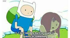 Adventure Time - Finn & Flame Princess