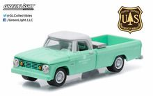 "Greenlight 1-64 Hobby Exclusive 1965 Dodge D-100 """"U.S. Forest Service"""""