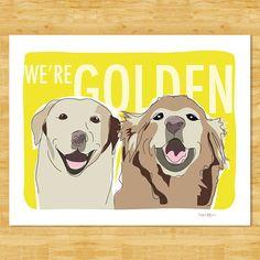 Goldens!
