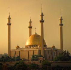 Masjid from Nigeria