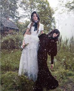 #viktorandrolf bridal featured in @wmag | #trunkshow October 27-29