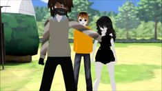 【MMD】Creepypasta MEME's Just died laughing