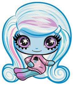 Todo sobre Monster High: Artworks/PNG de las Monster Minis - Candy Ghouls