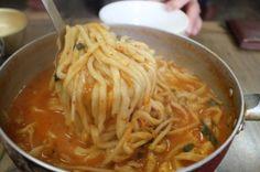 포항 구룡포 초원식당 모리국수 생선 매운탕 칼국수