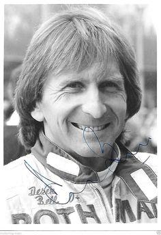 DEREK BELL ROTHMANS PORSCHE 956 LE MANS 24 AUTOGRAPHED SIGNED PHOTOGRAPH in Sports Memorabilia, Motor Sport Memorabilia, Formula 1 | eBay