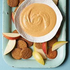 Bring out the best of fall's flavors with this super-easy pumpkin dip, perfect for enjoying with fresh apple slices. For more delicious dips, visit our complete collection of dip recipes.