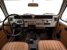 Toyota Land Cruiser FJ45 de 1981