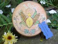 Made to Order Grain Goddess  Lughnasadh by TheWhimsicalPixie11, $20.99