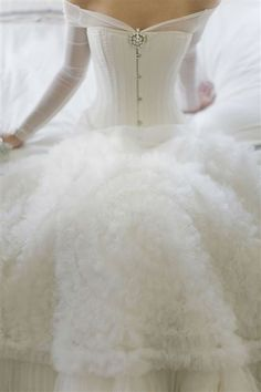 Princess Aurora -- I love the modern take on her classic sleeves.   http://www.sortra.com/38-absolutely-stunning-wedding-dresses-with-fluffy-skirt/
