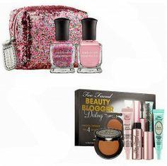 Too Faced Beauty Blogger Darlings & Deborah Lippmann Two Of Hearts ^_^ http://www.pintalabios.info/en/fashion_giveaways/view/en/1877 #International #MakeUp #bbloggers #Giveaway