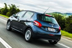 New Release Peugeot 208 2016 Review Rear View Model
