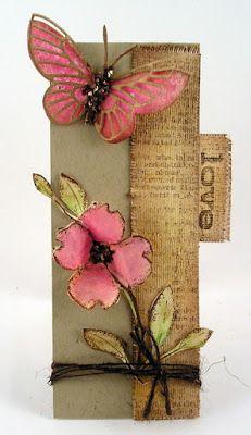 beautiful pink and craft