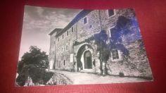 Cartolina antica mai viaggiata MODENA MONTEFIORINO Castello