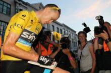 Froome not keen on cobbles at Tour de France