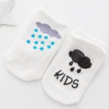 Dependable 2018 Spring New Children Socks Baby Boy And Girl Cute Plush Ball In The Tube Socks Cotton Vertical Anti Skid Socks Outstanding Features Girls' Baby Clothing