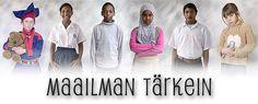 Materiaalia kansainvälisyyskasvatukseen Manners, Self Esteem, Religion, Teacher, School, Professor, Self Confidence, Schools, Confidence