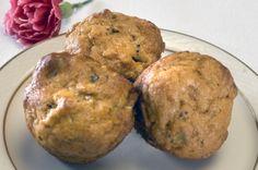 Pineapple Sweet Potato Muffins