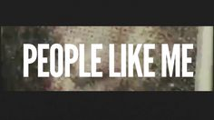 People Like Me - Mikeschair - lyric video   ~ Grace was made for people like me!!