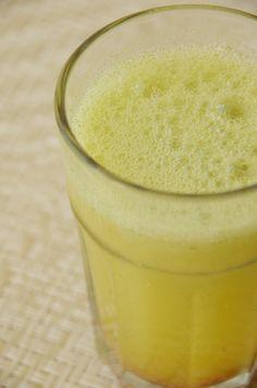 Suco Detox de Maçã com Limão - Apple and Lemon Juice