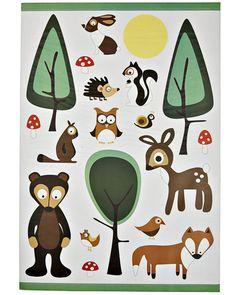 Sebra nálepky na zeď Baby Zimmer, Kids Rugs, Home Decor, Sticker, Decorating, Decoration Home, Kid Friendly Rugs, Room Decor, Home Interior Design