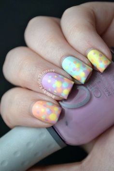 Nails by Kayla Shevonne: Playin' With Polka Dots
