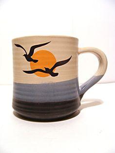 Otagiri Mug from Japan by ScribbleFitz on Etsy, $10.00
