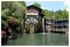 Pigeon Forge - There are more than 40 attractions and over 70 restaurants in Pigeon Forge!