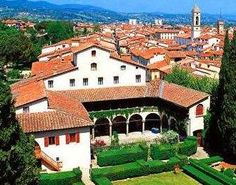 4* Vila Casagrande Hotel - part of our Cooking in Tuscany Tour