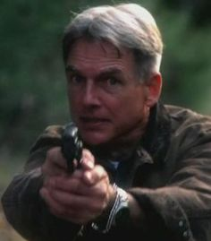 Leroy Jethro Gibbs. We're starting to like this character.....it took a while...