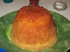 Gluten-free steamed golden syrup pudding [jamieoliver.com blogger]