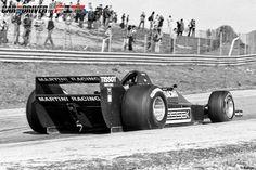 Mario Andretti Lotus 1980