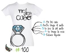 Camisetas originales para despedidas y bodas https://www.facebook.com/silosoybodas