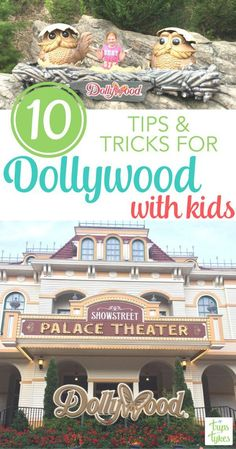 Considering a vacation to Dollywood in Pigeon Forge, Tennessee? Find out what this charming Southern theme park in the Smoky Mountains has to offer families. Plus, get tips and tricks for navigating Dollywood with ease.