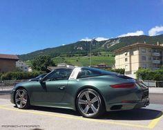 Stunning 991.2 Targa 4S