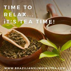 It's Friday! time to relax...! #brazilianslimmingtea #brazilianbelle #teatime #cupoftea #itsfriday #fridayfun #weekend #funday #lovethis #tealove #lifestyle #getlean #getfit #fitnesstea #detoxtea