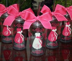bridesmaid gift - Click image to find more Weddings Pinterest pins