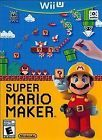 Super Mario Maker Bundle (Nintendo Wii U 2015)